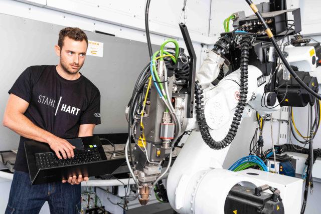 Job bei HMW: Anwendungstechniker/in für Induktivhärten, Laserhärten und Auftragsschweißen