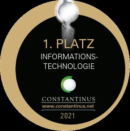 Platz 1 Constantinus Award